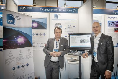 EFECS Exhibition in Finland Hosts EPI